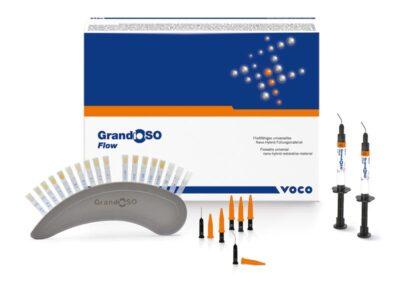 Material de Restauración GrandioSO Flow