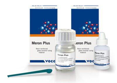 Ionómero de Vidrio Meron Plus