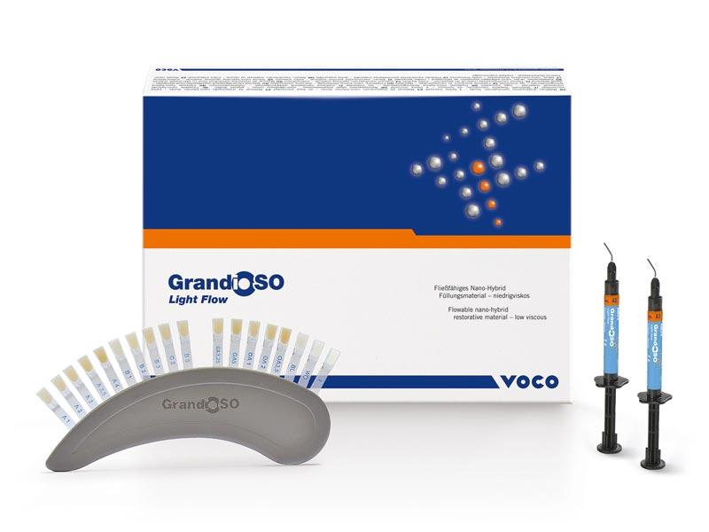 Composite GrandioSO Light Flow