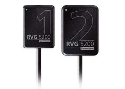 Sensor RVG 5200 para Radiología Intraoral