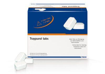 Limpiador en Tabletas Traypurol Tabs