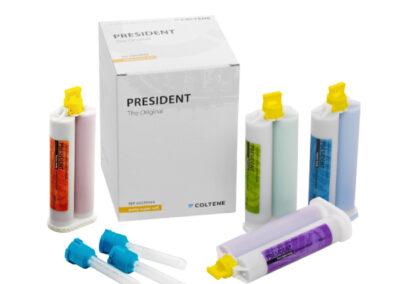 Material para Impresión President The Original