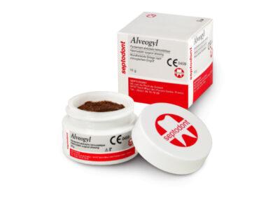 Apósito Alveolar Alveogyl