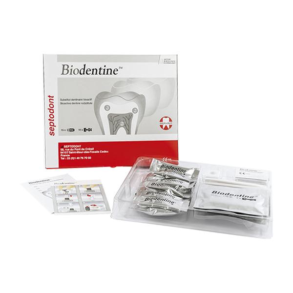 Cemento Biocerámico Biodentine