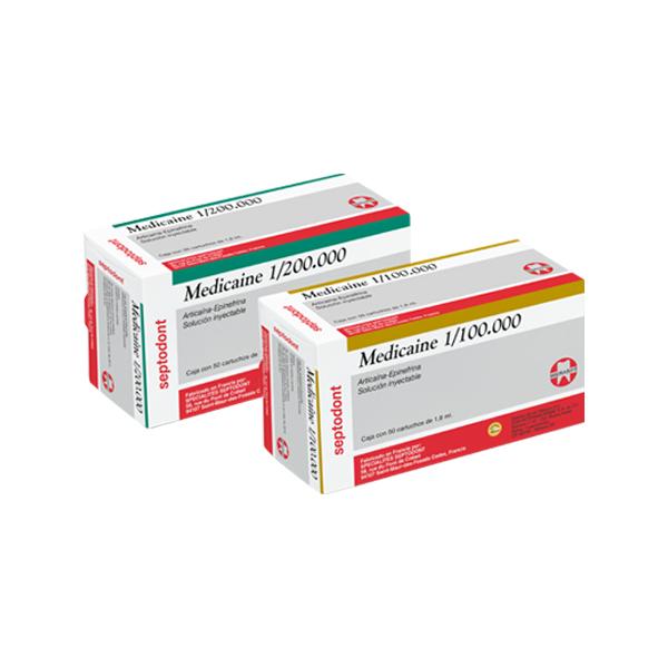 Medicaine Anestesia Articaína